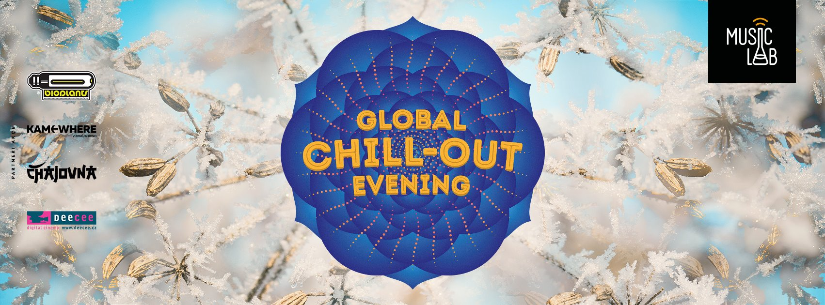Global CHill-Out Evening 8